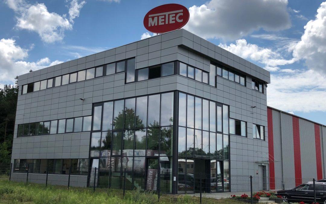 Przeprowadzka donowej hali produkcyjnej ipomieszczeń biurowych
